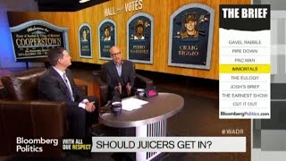 John Heilemann: Barry Bonds Should Be in Hall of Fame