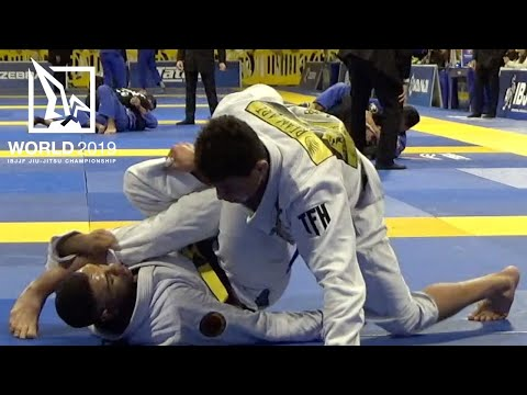 Erich Munis VS Rafael Silva / World Championship 2019
