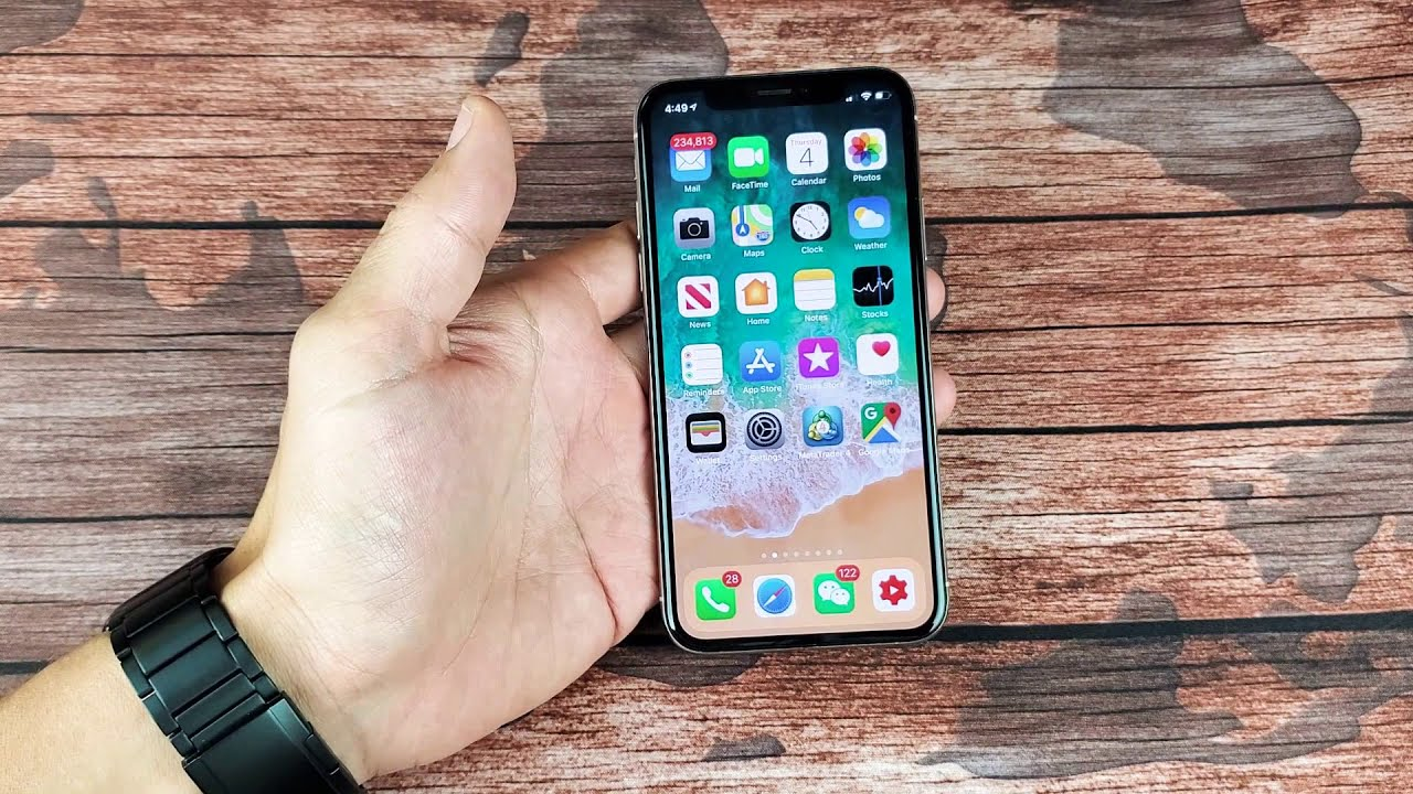 iPhone X: Incoming Call Ringer (Ring Tone) Gets Super Low? FIXED!