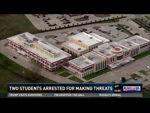 Sheriff: Two students arrested for Snapchat threats against Fort Bend County schools