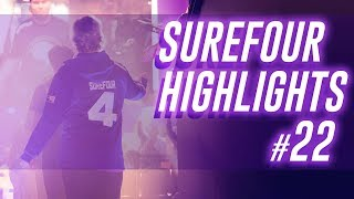 Redshell THROWS Tisumi's game | Surefour Highlights #22