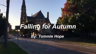 Falling for Autumn - A NCC Student Poem