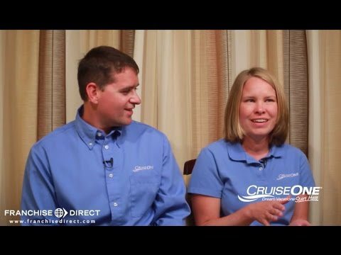 CruiseOne Dream Vacations Franchisees: Will and Nikki