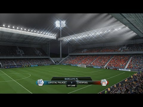 FIFA Predicts: Crystal Palace vs Liverpool F.C English Premier League 05/05/14