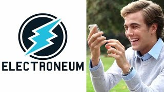 Major Electroneum Events Happening Huge Blockchain Upgrade Good For ETN