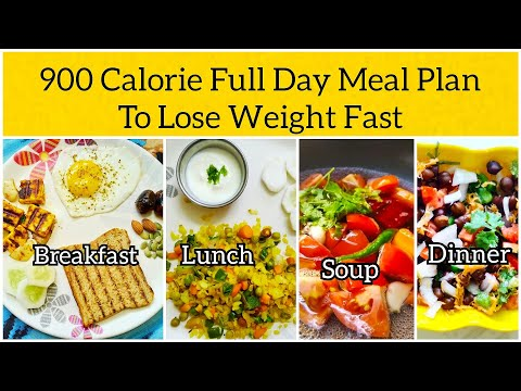 HOW TO LOSE WEIGHT FAST   Low Calorie Meal Plan For Effective Weight Lose   Healthy Weight Loss Diet