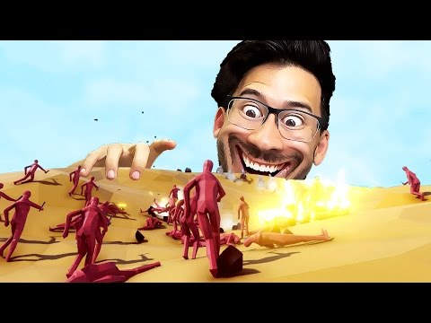 Thumbnail: Totally Accurate Battle Simulator LIVE