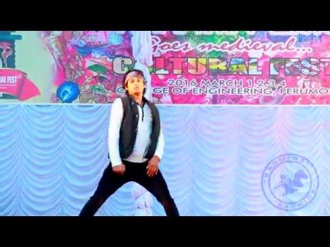 RADMINZ(2012-16)- SOLO DANCE DEEPAK NAHASRA 2k16