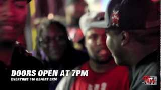 URLTV: HEAD HUNTERS TV & BLOODSPORT DVD: PRESENTS HALLOWEEN MASSACRE PART3 - 10-31-2K12