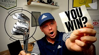 BIG GOLF CLUB GIVEAWAY!