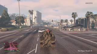 GTA 5 Online - Gunrunning DLC - Halbkettenfahrzeug
