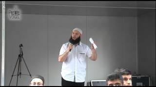 Abu Nailah - Von Mensch zu Mensch; Einige Worte von Abu Nailah (Open Air Offenbach 28.06.2014)