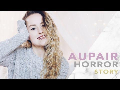 CO SE MNĚ STALO JAKO AUPAIR 😰 | MŮJ KONEC | HORROR STORY