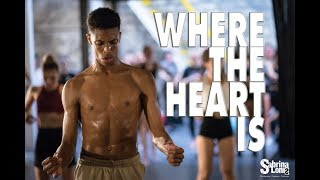 WHERE THE HEART IS | Haevn | Sabrina Lonis Choreography | Contemporary Jazz Mirror dance
