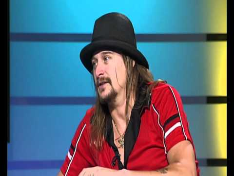 Kid Rock interview on Pamela Anderson and the UK