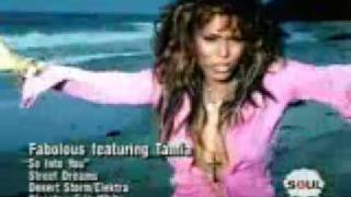 Fabulous feat tamia so into You