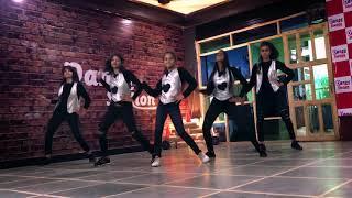 DILBAR  || DAnce Choreography | Jeetu Sen || Revolution Dance Academy | bhilwara