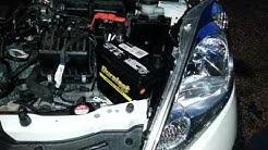 Honda Fit Battery upgrade