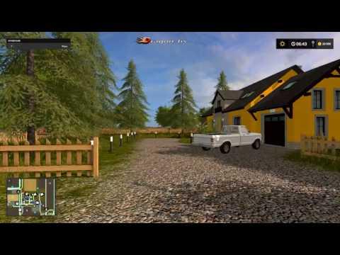 Обзор карты Saxony Multifrucht V 2.3 Final RUS для Farming Simulator 17
