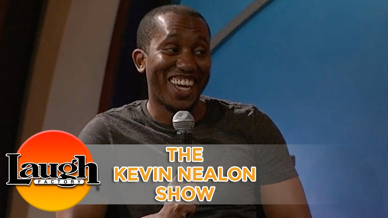 Kevin Nealon Laugh Factory