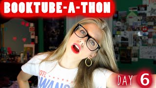 realistic cosplay booktube a thon day 6