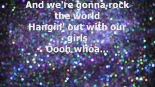 Bratz - Space angelz (lyrics)