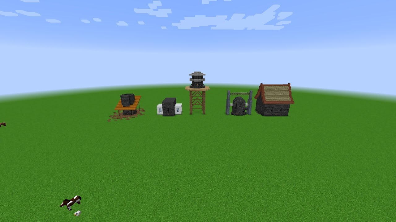 5 Tinkers' Construct Smeltery Designs!