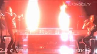 Veszélyes fegyvereket küldenek - Eurovíziós Híradó #8