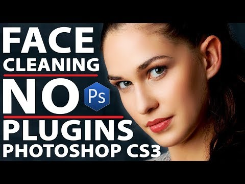 How To Face Cleaning Photoshop CS3 Photo Editing IN Hindi ArtBalaghat