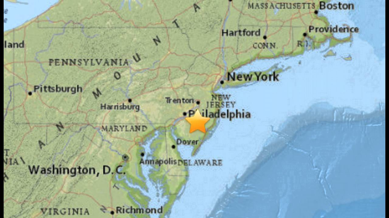 Earthquake-Like Sonic Boom Rattles New York, New Jersey ...