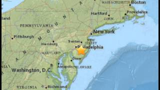 Earthquake-Like Sonic Boom Rattles New York, New Jersey and New England