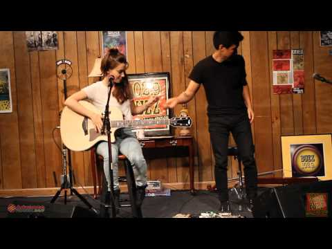 102.9 the Buzz Acoustic Sessions: Meg Myers - Interview