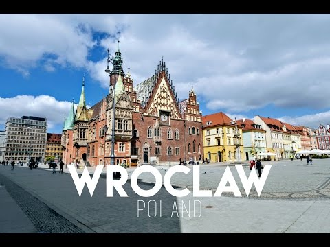WROCŁAW, POLAND - Rob Malinowski