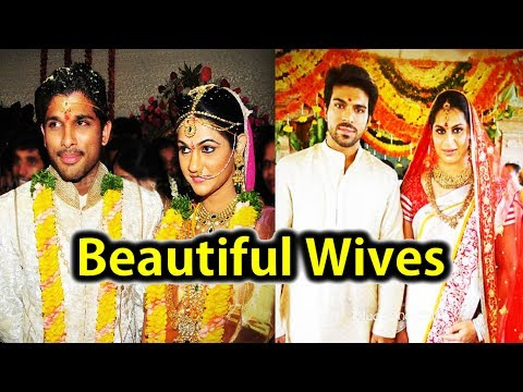Thumbnail: Top 10 South Indian Superstars Beautiful Wives