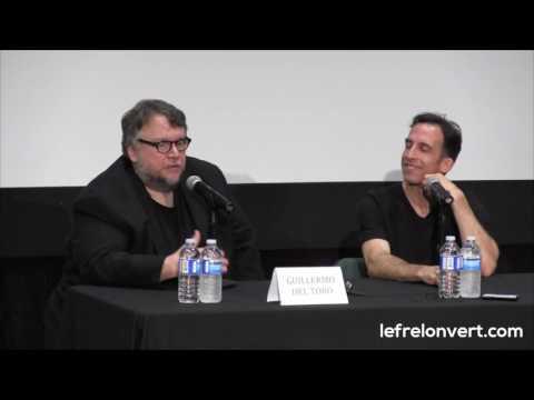 Fantasia Festival 2016 - Guillermo del Toro - complete press conference
