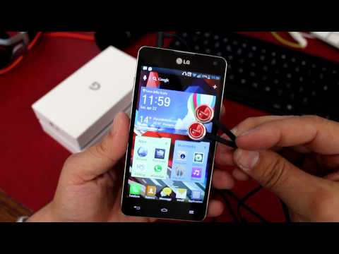 LG Optimus G video recensione finale by HDblog