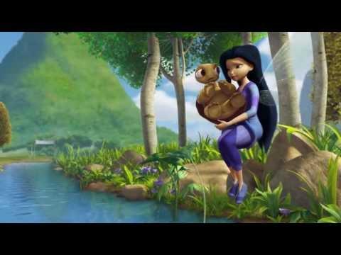 Disney Fairies Short: How I Train Silvermist