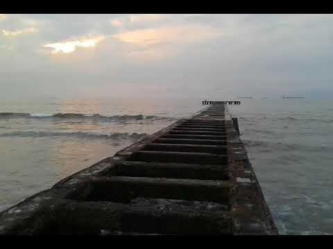 Dawn at the  Turtle Bay Beach