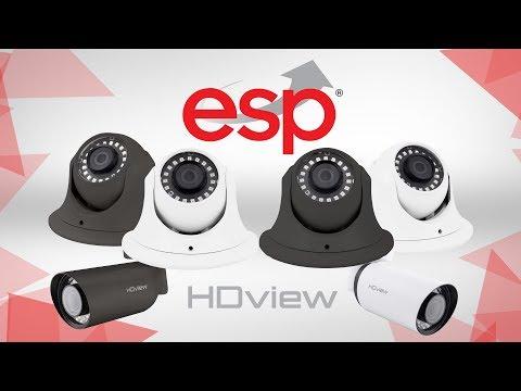 HD View 4mp CCTV - ESP