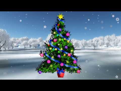 Видео-открытка   С Новым Годом! - Видео на ютубе