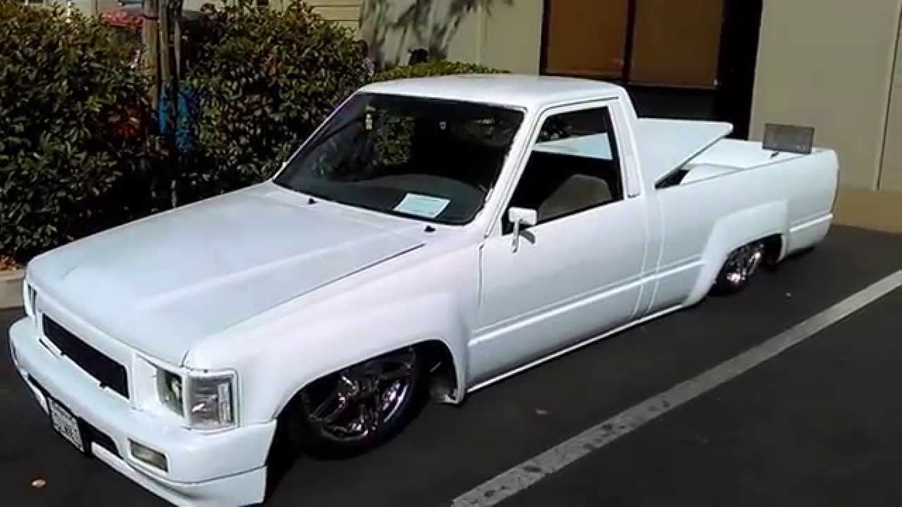 Bagged Trucks