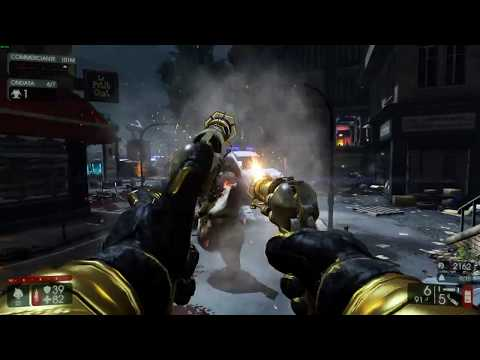 Killing Floor 2 ULTRA SETTING 2560x1440p ( Burning Paris ) COOP Longplay