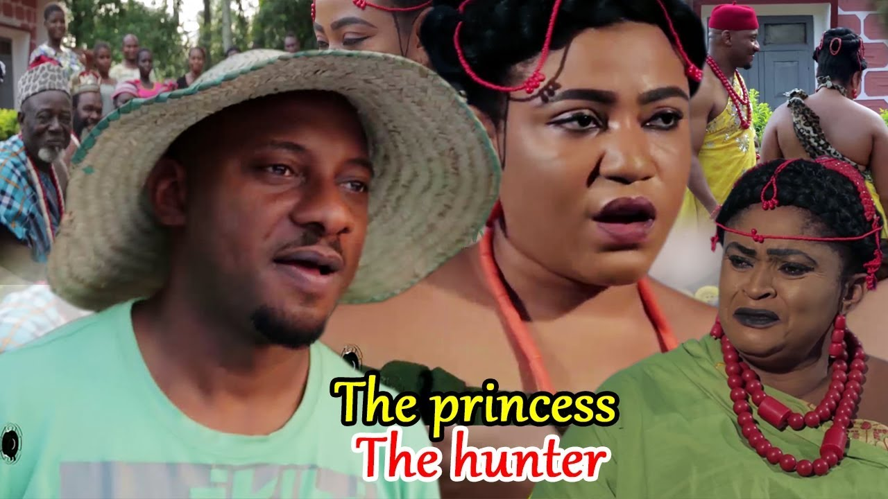 Download The Princess & The Hunter 3&4 - Yul Edochie 2018 Latest Nigerian Nollywood Movie//African Movie