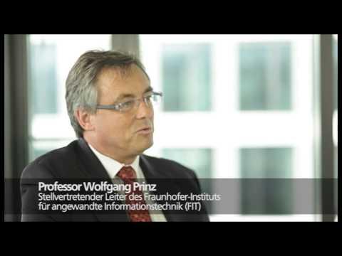 UNTERNEHMEN 2.0 - Prof. Wolfgang Prinz