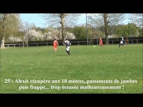 Portugais Romilly vs Municipaux Troyes, 05-05-13 -- Résumé