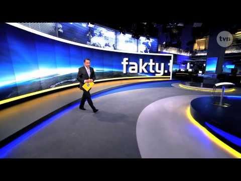 Zapraszamy na FAKTY w TVN!