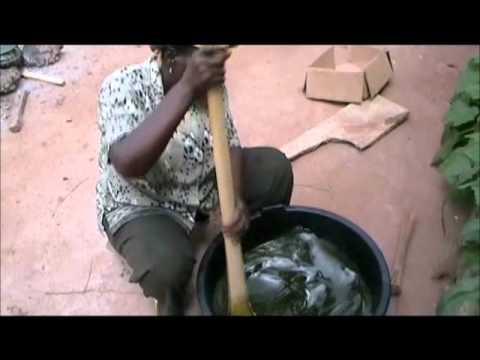 Moringa Soap Making.wmv