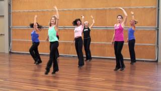 what is aerobic dance Dance aerobics is a type of fitness program where one dances for the purpose of increasing physical fitness to get aerobic benefits from any workout, it is necessary to increase the heart rate for a sustained period of time this improves cardiovascular health by increasing the endurance of the heart and lungs.