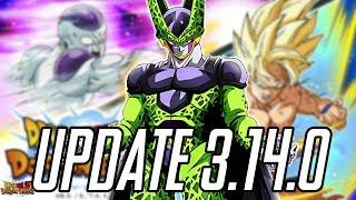 LR CELL & DAS BATTLEFIELD SIND ONLINE  -  UPDATE 3.14.0 INFOS & DETAILS! DBZ Dokkan Battle