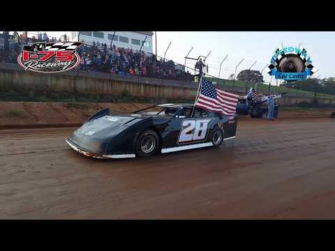 #28 Bobby Doss - Sportsman - 9-4-17 I-75 Raceway - In Car Camera